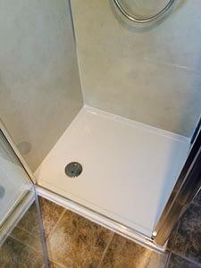 Max Shutler-New Shower Tray