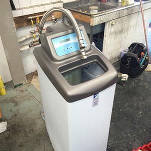 Water Softener Installation image