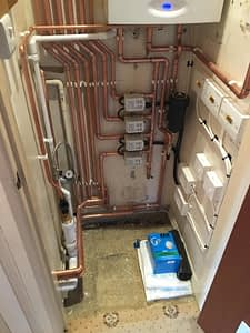 Max Shutler-Low Pressure to High Pressure Boiler & Hot Water System Conversion 1