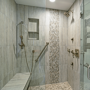 Walk in Showers and Wet Rooms image